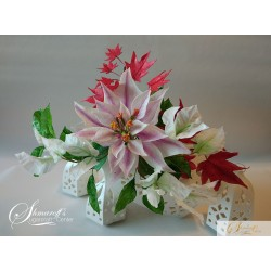 "Project ""Poinsettia"" Online  Class"