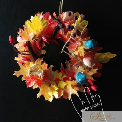 FaceBook Live Lessons - Xmas in September - wafer paper flowers