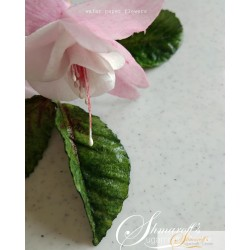Zoom Lesson - April Bridal Showers Wafer paper flowers with Petya Shmarova